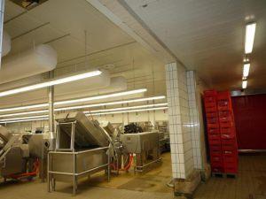 Kienzler-Luftschlauch-Lebensmittelindustrie-10Kienzler-Luftschlauch-Krankenhaus-Labor-03-Textilluftschlauch-Luftverteilsystem
