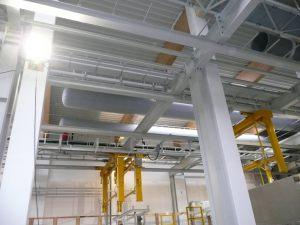 Kienzler-Luftschlauch-Spezial-13Kienzler-Luftschlauch-Krankenhaus-Labor-03-Textilluftschlauch-Luftverteilsystem