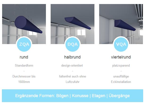 formvarianten-formen-rund-halbrundluftschlauch-luftsack-textilluftschlauch-luftverteilsystem-luftschlauch-dqa-zqa-kienzler-vqa